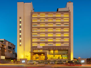 Royal Orchid Central Hotel Vadodara